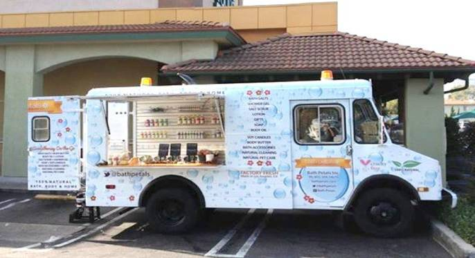 Affordable and Reliable Shipping - Food Truck Shipping